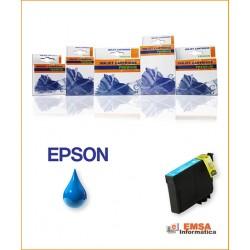 Compatible Epson T0712C