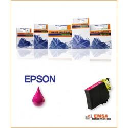 Compatible Epson T0713M