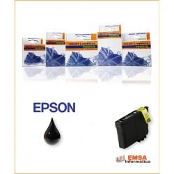 Compatible Epson T0801BK