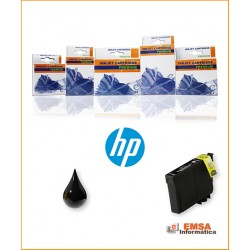 Compatible HP364BKPXL