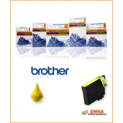 Compatible Brother LC3219Y