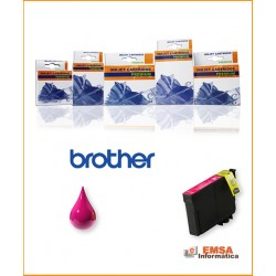 Compatible Brother LC125M