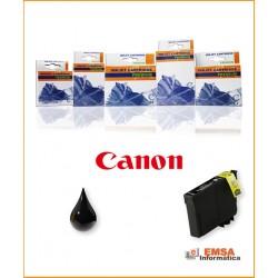 Compatible Canon CLI571BK