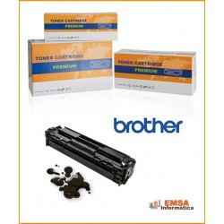 Compatible Brother TN326BK