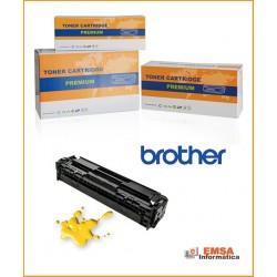 Compatible Brother TN326Y