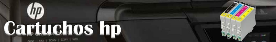 cartuchos compatibles hp