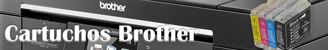 cartuchos compatibles brother