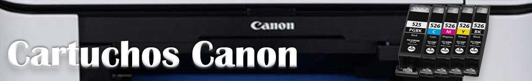 cartuchos compatibles canon